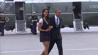 Is Malia Obama's
