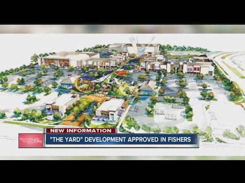 Fishers Development Moves Forward