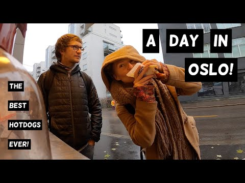 NORWAY - A day in Oslo | VANLIFE