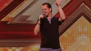 The X Factor UK 2015 S12E03 Auditions - Steven Johnson