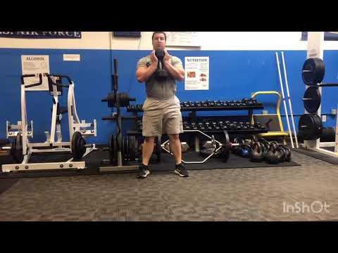 Lower Body Day 1 (minimal Equipment)