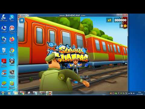 Subway Surfers Download In PC For FREE