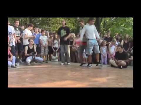 Break dance 3x3 preselection  Street Energy 2014