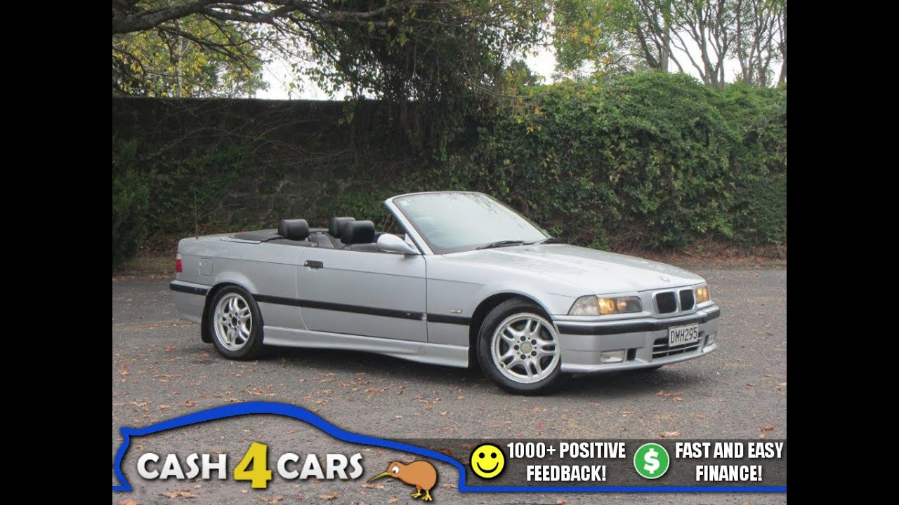 BMW I Convertible Litre Reserve CashCars - Bmw 323i convertible for sale