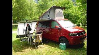 52 - California on Tour - Romantik Camping Schloss Fernsteinsee