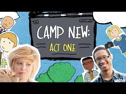 Camp New: Act One - Trailer