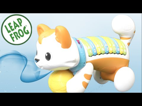 Count And Crawl Kitty From LeapFrog