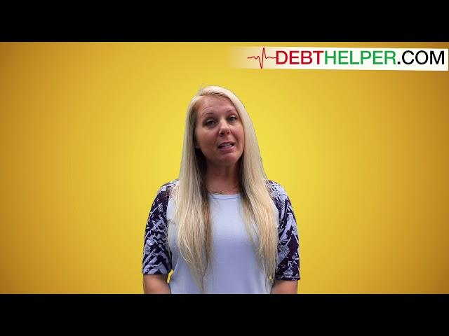 Thank You, Debthelper! Debt Management Plan Success Story.