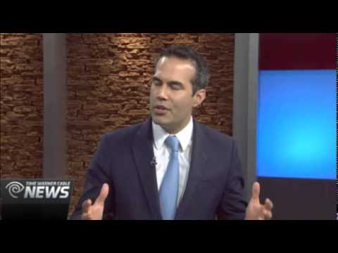 Commissioner George P. Bush on Capital Tonight