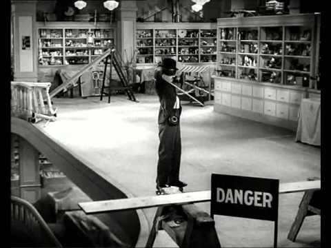 Tiempos Modernos (Charles Chaplin) completa, español