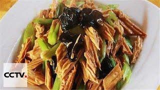 Китайская кухня: Вегетарианское ассорти