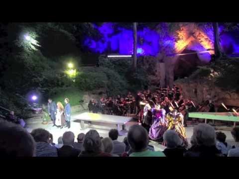 Opera Zuid in Openluchttheater Valkenburg met La Cenerentola