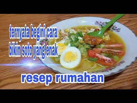 resep-soto-ayam-yang-enak