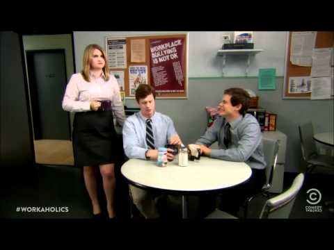 workaholics - there's only one rule in my bedroom