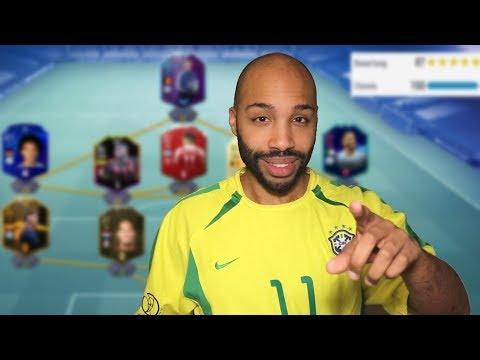 ICH BEWERTE EURE TEAMS! 🔥 💯 - Hala Madrid VS YNWA - FIFA 19 Ultimate Team thumbnail