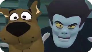 Scooby-Doo! Night of 100 Frights All Cutscenes | Full Game Movie (PS2)