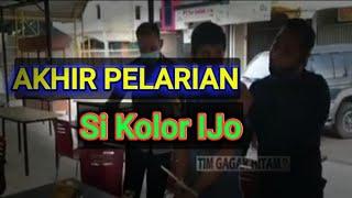 Akhir Pelarian Pelaku Pencurian si Kolor Ijo || Tim Gagak Hitam Polres Padang Pariaman