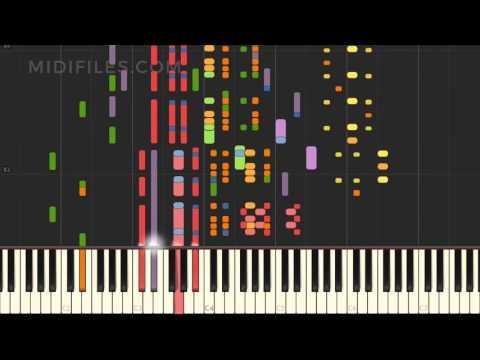 MIDI KARAOKE TUTORIAL : JOIN THE CIRCUS (BARNUM - MUSICAL)