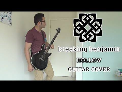 Breaking Benjamin - Hollow (Guitar Cover, with Solo)