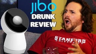 JIBO - Drunk Tech Review