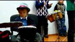 Радовит отжигает Детскую польку Шостаковича Музыкальная школа №2 Чернигов
