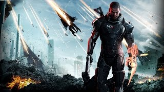 Mass Effect 3 Game Movie (All Cutscenes) HD