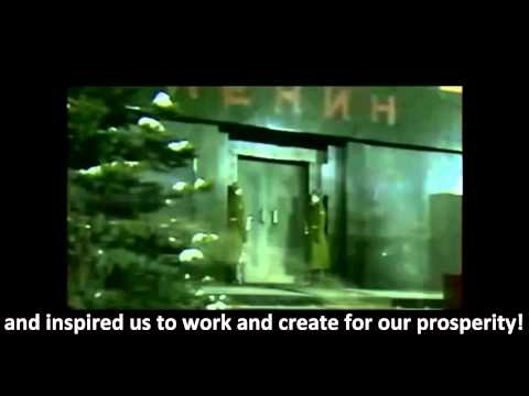 Happy New Year from the Communist Party of the Russian Federation! (English Sub)