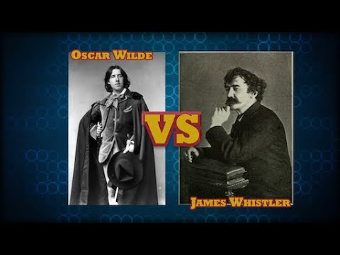 Art Wars, Episode 2: Wilde vs. Whistler