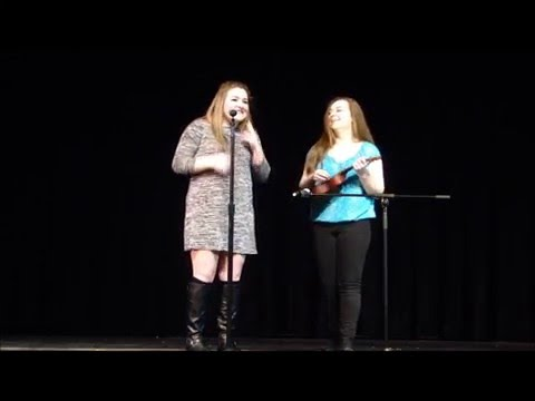 Can't Help Falling in Love: Rosary High School Talent Show 2016