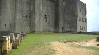 Beynac chateau in de dordogne
