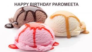 Paromeeta   Ice Cream & Helados y Nieves - Happy Birthday
