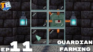 Guardian Farm Is Working And Storage Is Finished - Truly Bedrock Season 2 Minecraft SMP Episode 11