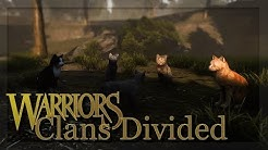 Warrior Cats Unofficial Fan Game: Clans Divided- First Look!