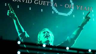David Guetta - Oh Yeah (feat. P. Diddy)
