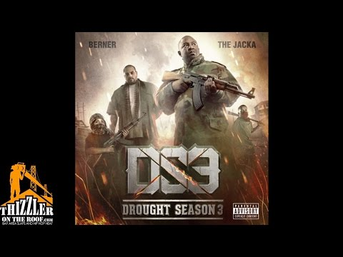 Berner x The Jacka ft. J. Stalin, Carey Stacks - Live Without Me/So Much Pain [Thizzler.com]