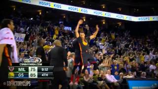 Repeat youtube video Stephen Curry: A True Warrior MVP Race