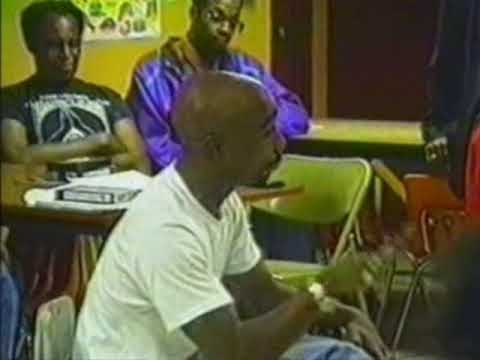 2pac - Keep Ya Head Up - Live