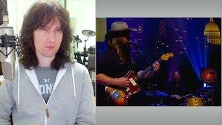 British guitarist analyses Chris Stapleton's LESS IS MORE ethos