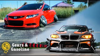 Show Cars vs. Race Cars