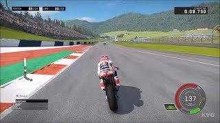 MotoGP 17 - Red Bull Ring – Spielberg | Austria GP Gameplay (PC HD) [1080p60FPS]