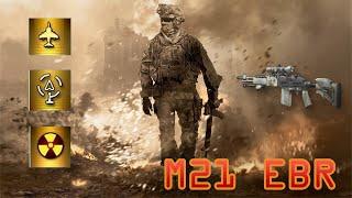 MW2 NUKE AVEC TOUTES LES ARMES ÉPISODE 23 : LE M21 EBR