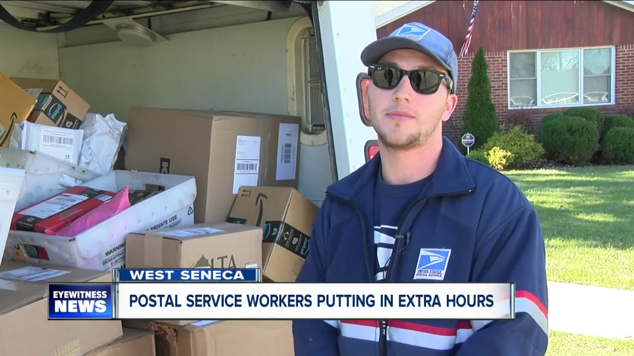 USPS hiring at least 300 for holiday season