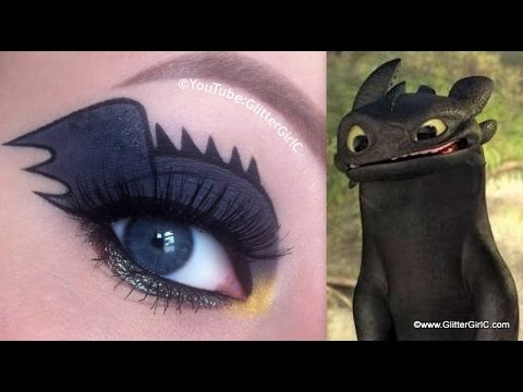 Deagon Face Painting Images