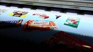 Широкоформатная печать(Печать на пленке солвентным принтером Infiniti fy-3208r., 2016-03-07T16:39:11.000Z)