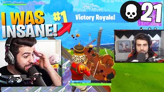 Reacting To My FIRST Fortnite Video! (I Was INSANE!) - Fortnite Battle Royale