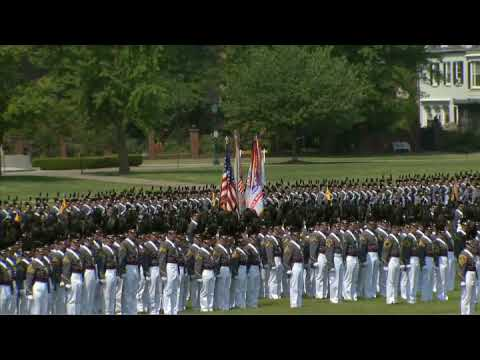 The United States Military Academy at West Point -- Leaders for a Lifetime