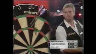 Keith Deller v Rod Harrington - 1999 World Grand Prix Darts Part 1/3