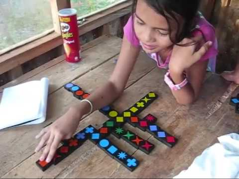 A Fun And Exciting Game Of Quirkle With Our Entire Family A BlindOwl Outdoors Expat Philippines Fore