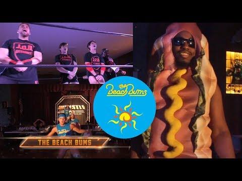 JOB Security vs. Beach Buns at Wrestlepro Brooklyn (10/14/17)