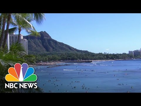 What To Know About Guam, Tiny Island Threatened By North Korea | NBC News